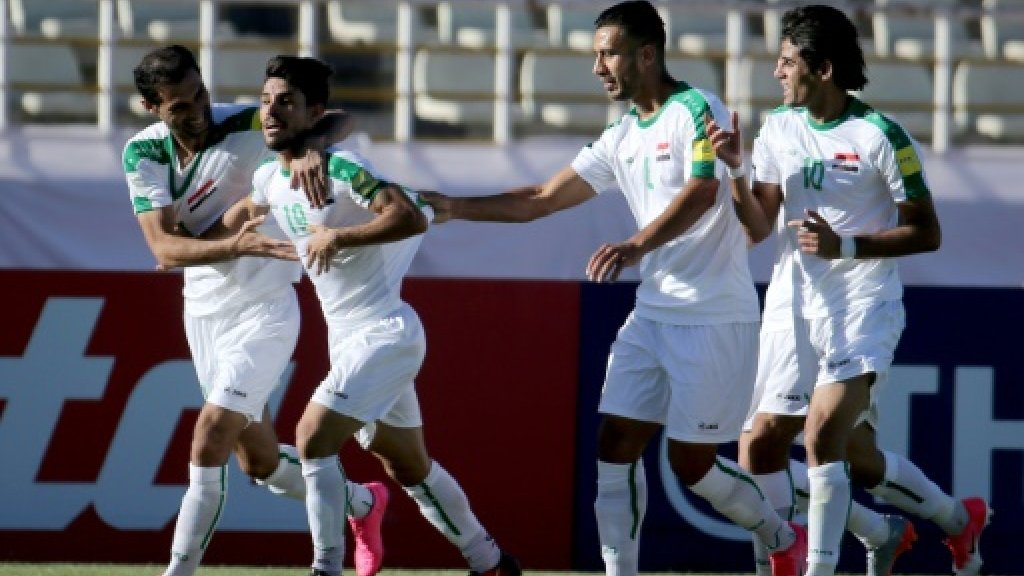 Iraq dent Japan's World Cup bid