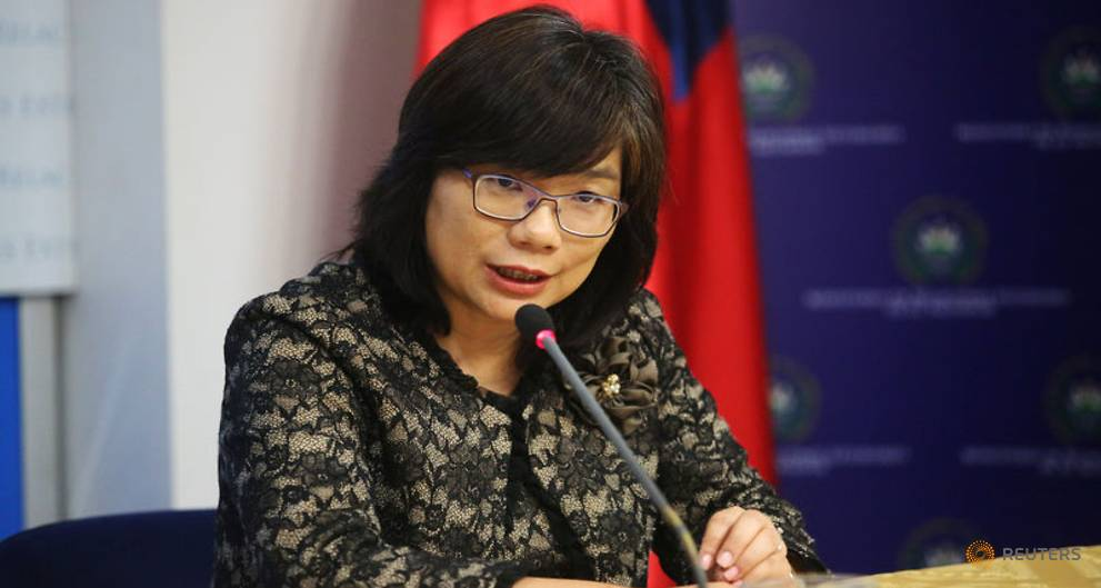 Taiwan's Central American allies coy on Panama's Beijing embrace