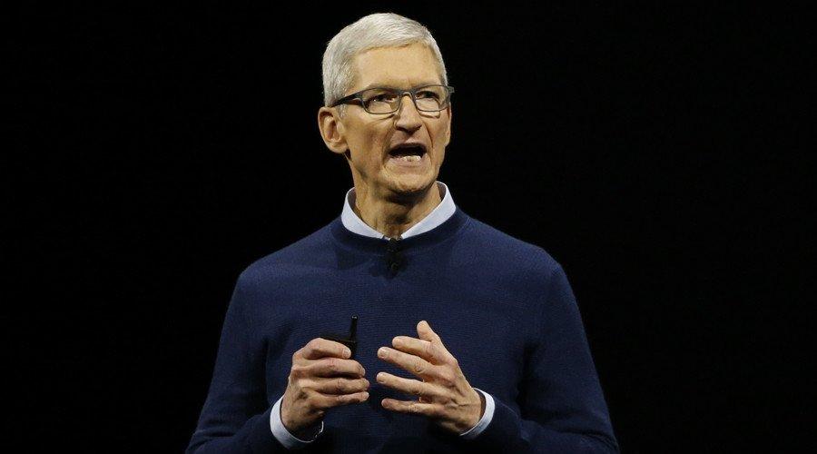 iDrive? Apple's Tim Cook reveals tech giant's self-driving car plans
