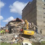 Kware building collapse: 128 tenants accounted for