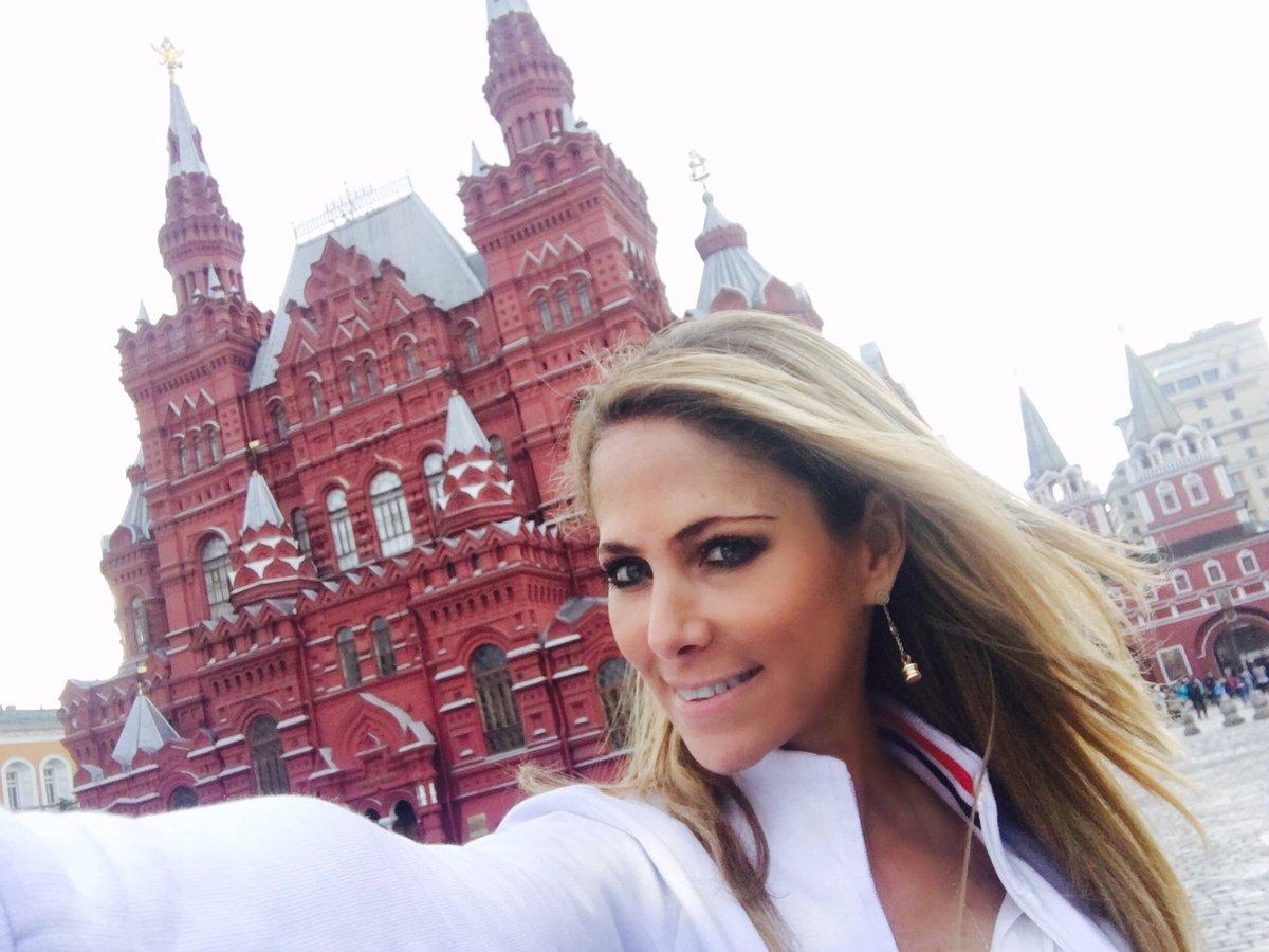 RT @InesSainzG: Paseando por #Moscú maravillada con la belleza de sus Monumentos #Red ...
