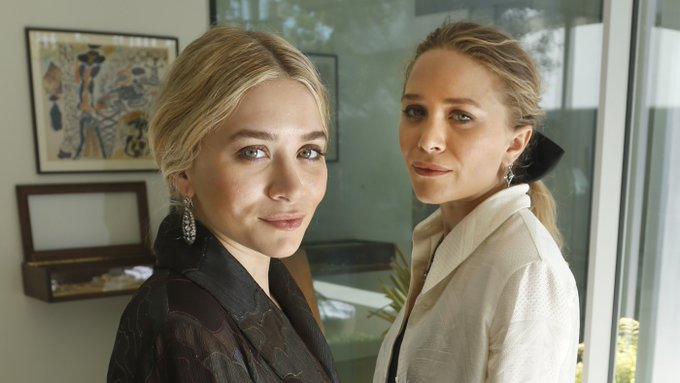 Happy birthday to Mary-Kate and Ashley Olsen, who turn 31 today