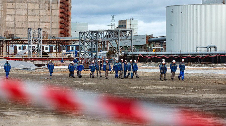 Smoke detected at crippled Chernobyl power plant – Ukraine nuclear watchdog