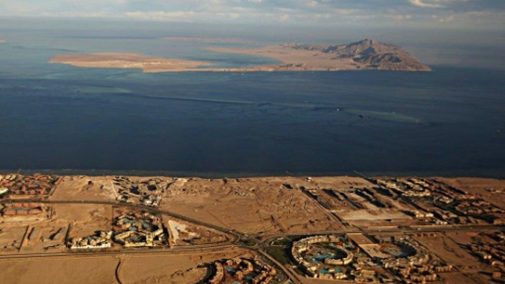 Egypt parliament committee passes Saudi islands deal