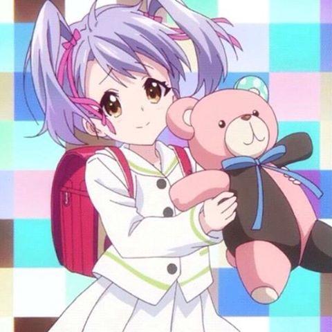 朝はくるみちゃんで癒されて元気を注入してください!!!#熊枕久瑠美#くるみちゃん#無彩限のファントムワールド