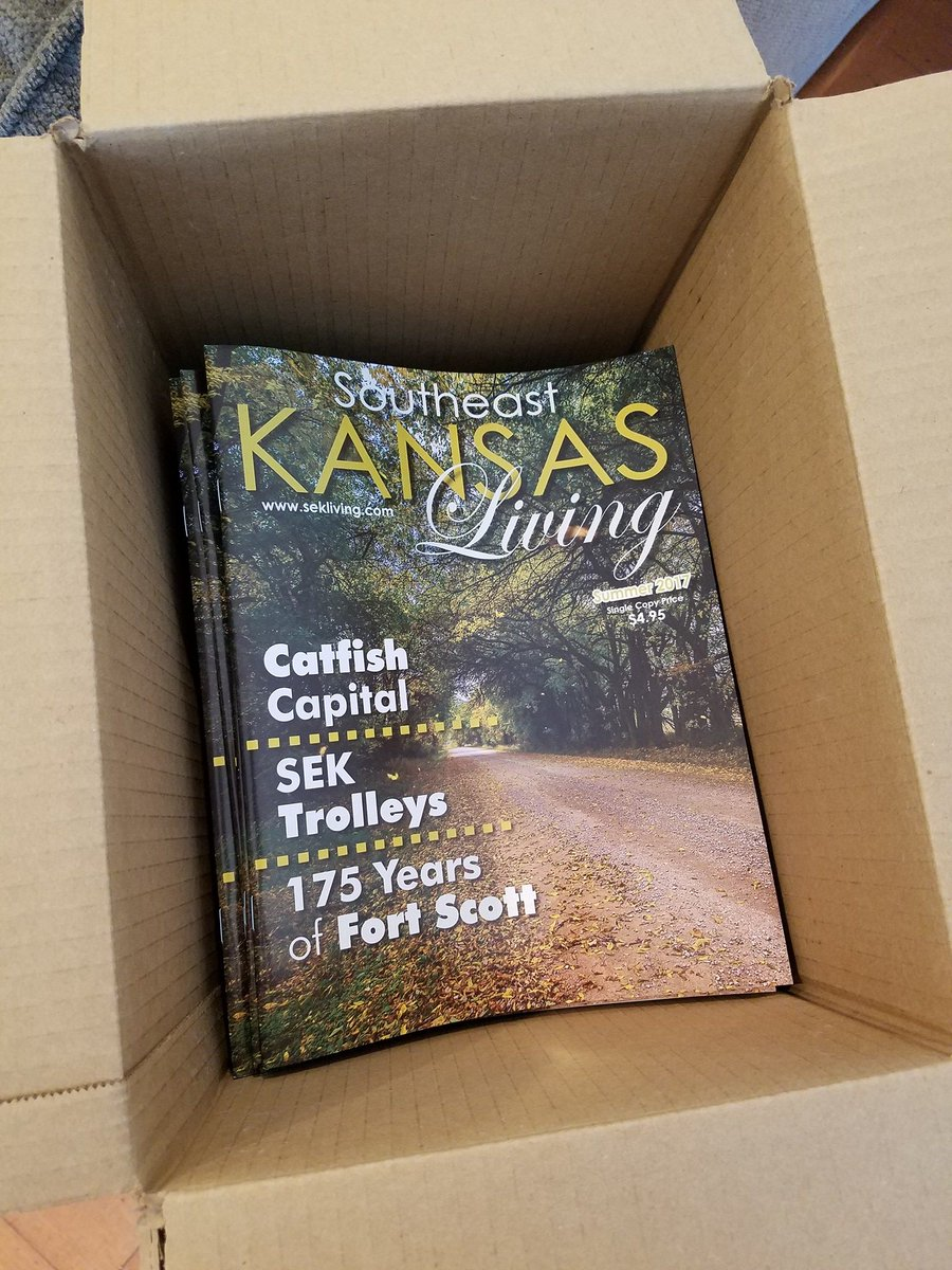 test Twitter Media - Look what arrived yesterday! We're shipping issues to subscribers and newsstands TODAY! Are you excited? #SEK https://t.co/cfeDy42IUW
