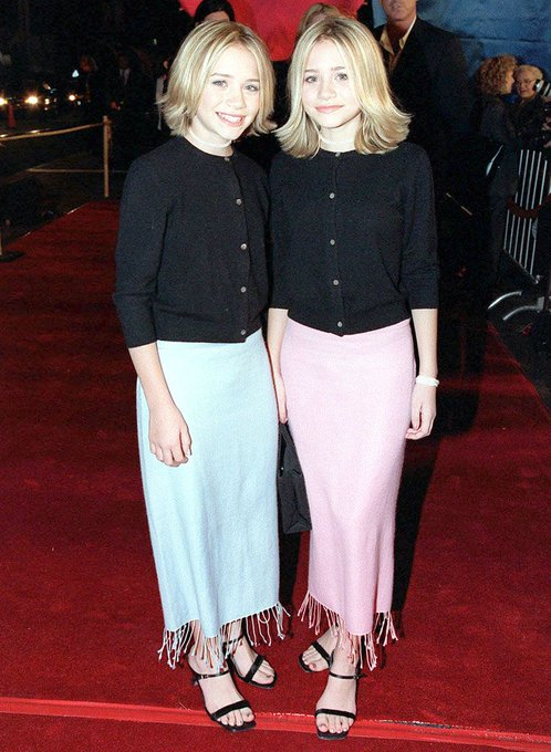 Happy Birthday Mary-Kate and Ashley