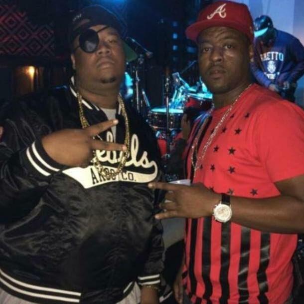 Happy Bday 2 my potna & my favorite rapper Doe B... we miss u fool