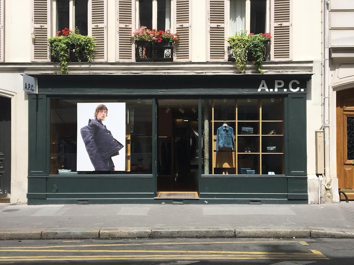 #APC パリ  マルセイユ通り店 デニムキャンペーン https://t.co/EOCAeGAQJA https://t.co/bvTgq4JyoY