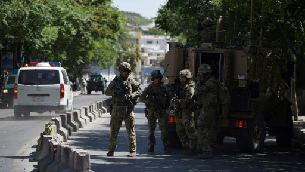 Taliban 'surging' in Afghanistan, US defense chief warns