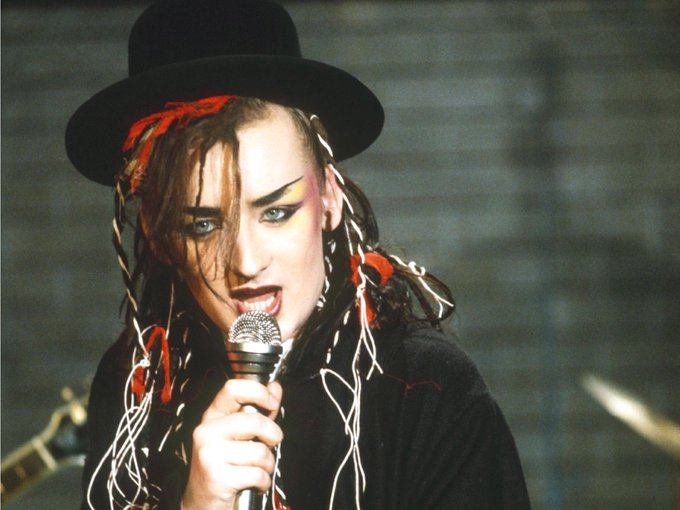 """Happy Birthday, Boy George !\"""