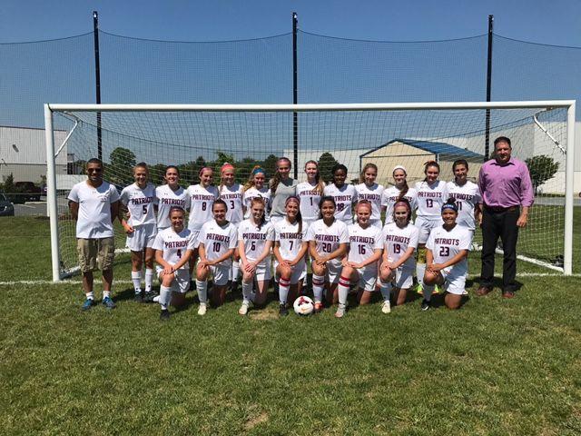 Newark Charter girls soccer completes banner season