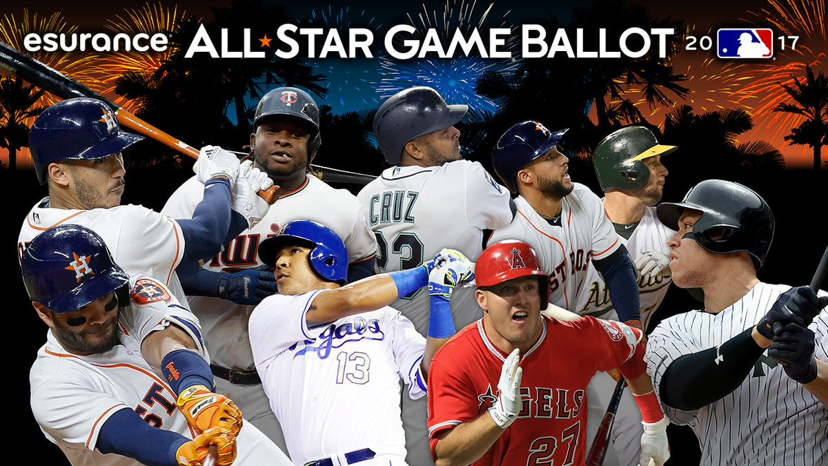 Two Astros, Alonso take All-Star vote leads https://t.co/Je9Ng4B33V #MLB #Baseball #theDiamondCave https://t.co/XiAotXp136