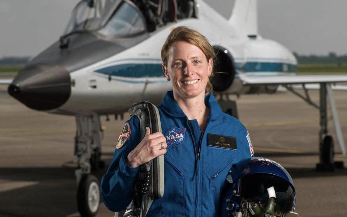 Meet KU grad Loral O'Hara, newly minted NASA astronaut candidate