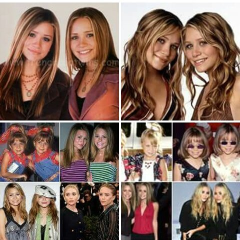 Happy bday Mary-Kate & Ashley Olsen <3