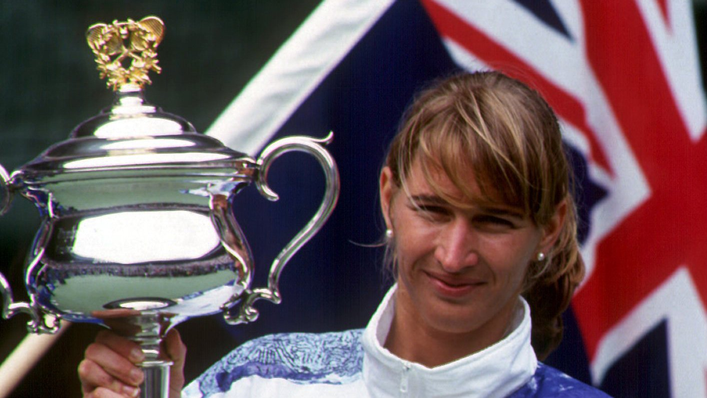 On this day, one of the all-time tennis greats was born. Happy birthday to our 4x champ, Steffi Graf.