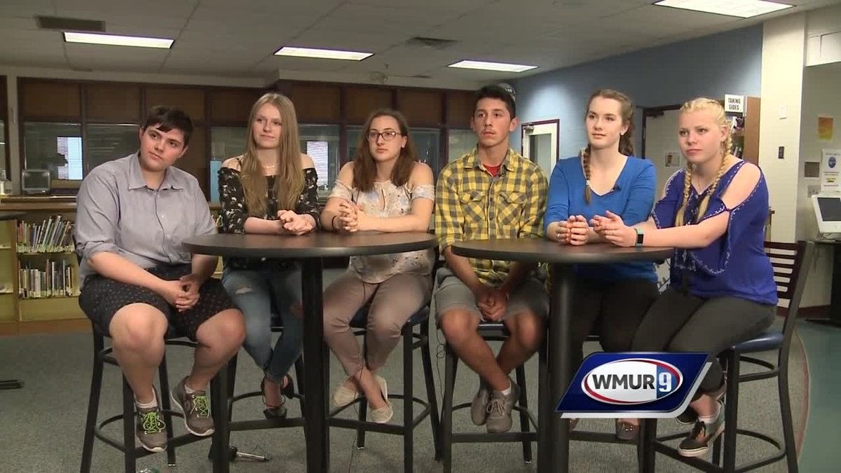 Students brainstorm ways to reach out to youth to fight opioid crisis