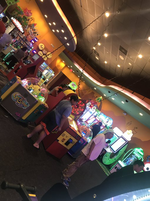 Arcade life https://t.co/QCQIySHQmk