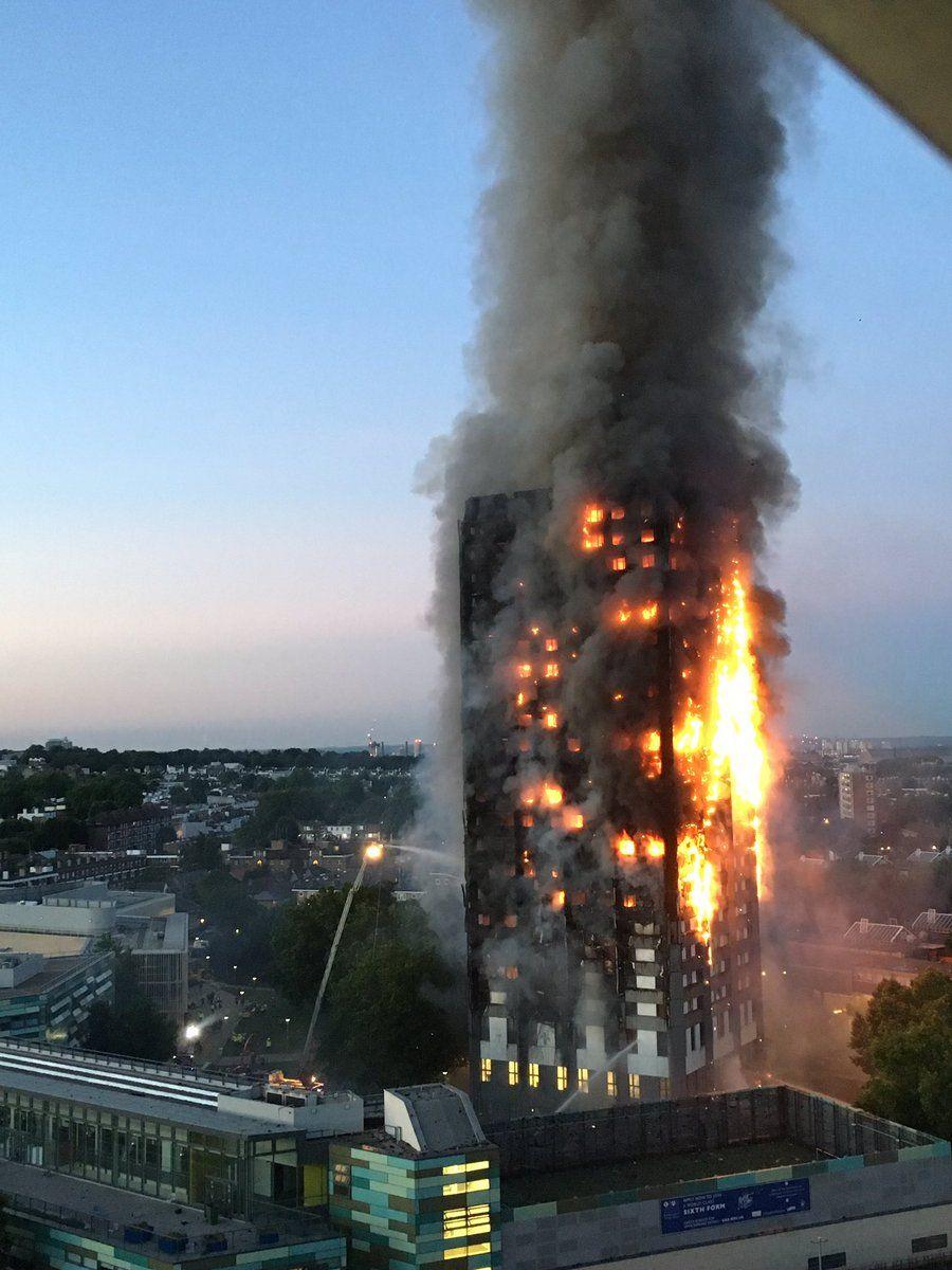 【速報】ロンドンの高層住宅火災で多数の死者 地元の救急当局が発表(15:55) [無断転載禁止]©2ch.netYouTube動画>5本 ->画像>56枚