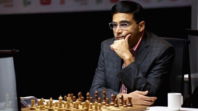 Viswanathan Anand bounces back in Norway, beats Fabiano Caruana