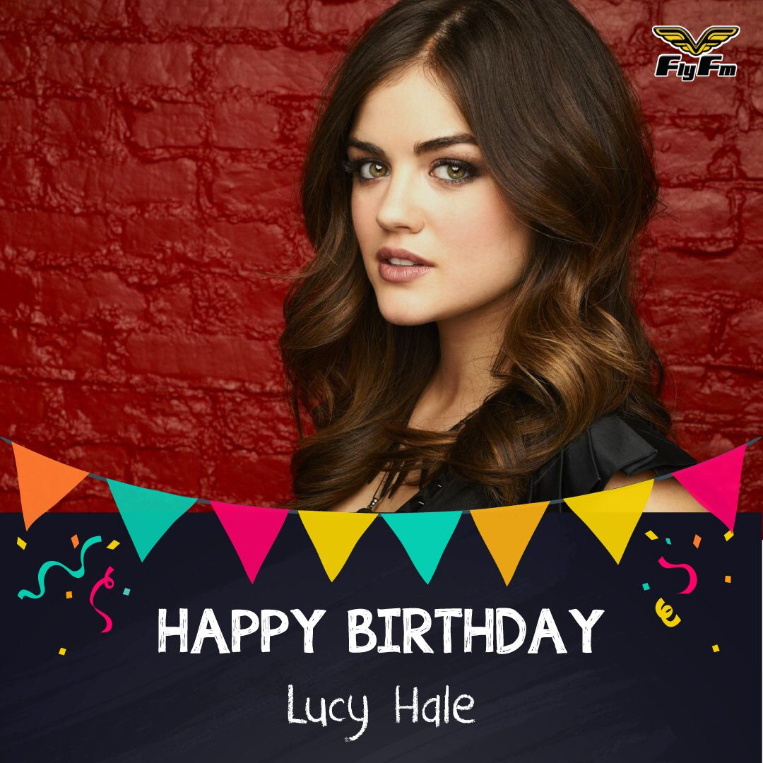 We\ve got a secret. Can you keep it? It\s Lucy Hale\s 28th birthday! HAPPY BIRTHDAY LUCY! Shhhhh!