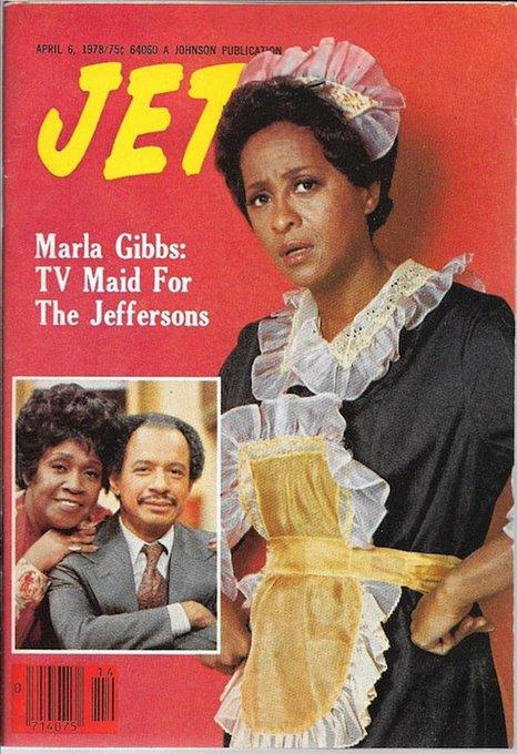 Happy Birthday to Marla Gibbs who turns 86 today!