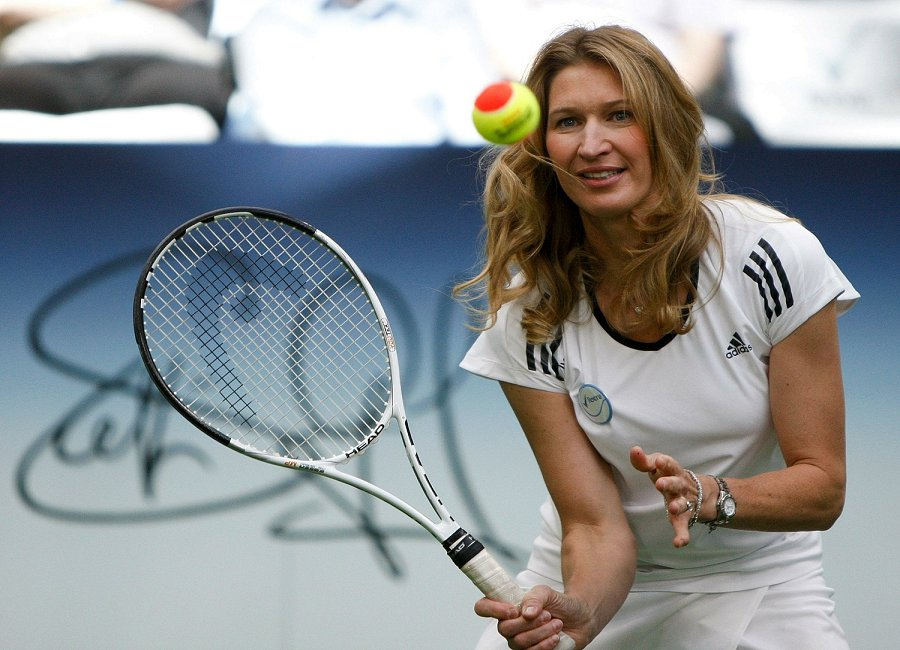 Happy Birthday to Steffi Graf, who turns 48 today!