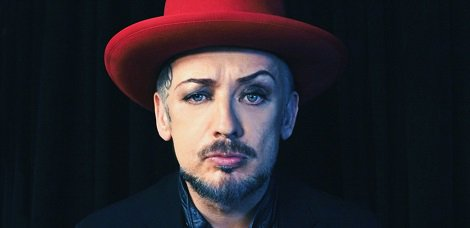 Happy Birthday to English singer-songwriter Boy George (born George Alan O\Dowd on June 14, 1961). - Culture Club