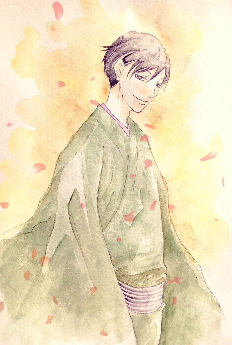 #私の絵柄で見てみたい絶版キャラっていますか昭和元禄落語心中『菊比古』タグ反応ありがとうございました!