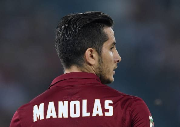 BIRTHDAY:  Happy birthday to the Greek rock that is Kostas Manolas. Fantastic defender.