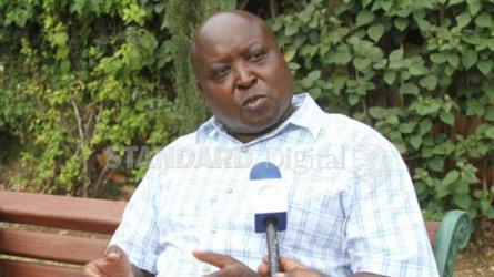 Nakuru West MP Samuel Arama in land tussle with bank