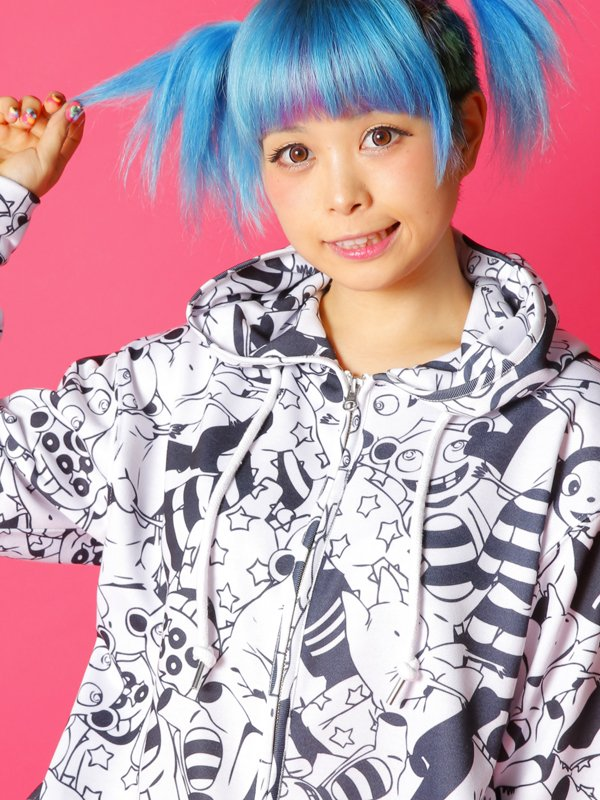 ケラ!ッコに大人気のストリートファッション!backside of tokyo【バックサイドオブトーキョー】#KERA