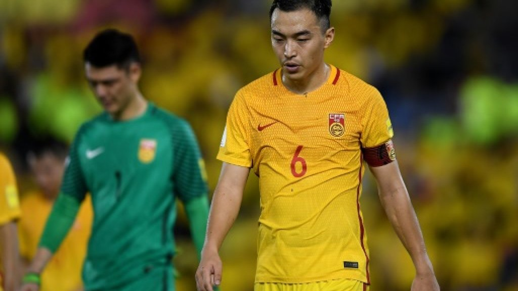 Late blows jolt China, Qatar shock South Korea