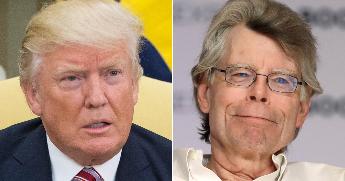 ICYMI: Donald Trump blocked Stephen King on Twitter (and J.K. Rowling stepped in):