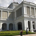 Learn more about the Istana through mobile, augmented reality trails