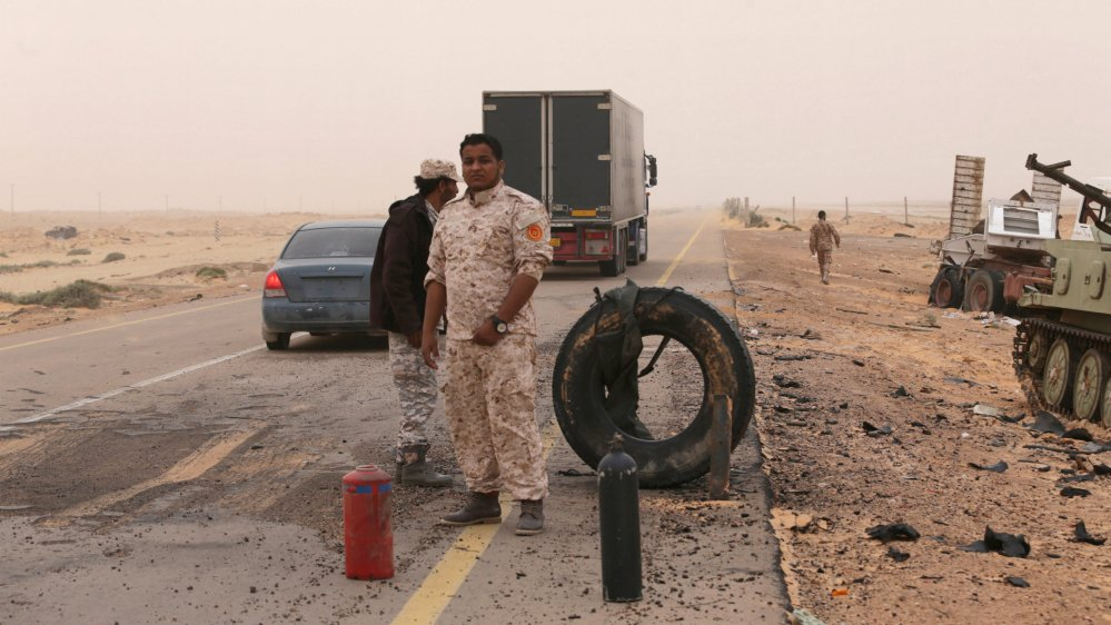The United Arab Emirates is playing a destabilising role in Libya, analysts say