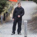 Armed robber Doug Roake's permit 'in the post' when he worked security at McCaw wedding