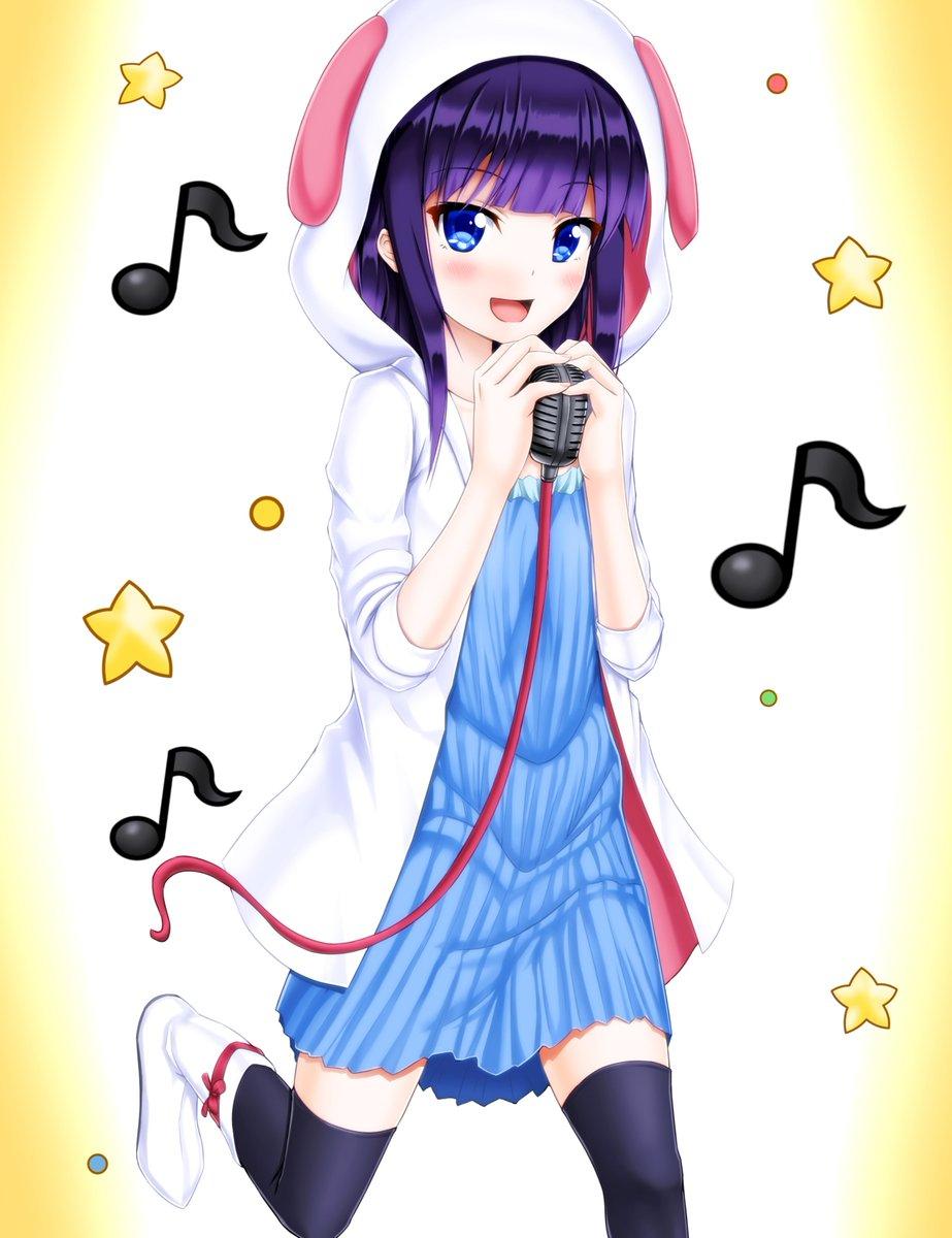 山田「大人気屋根裏アイドルの山田、歌いますっ!!」 #wagnaria #WORKING