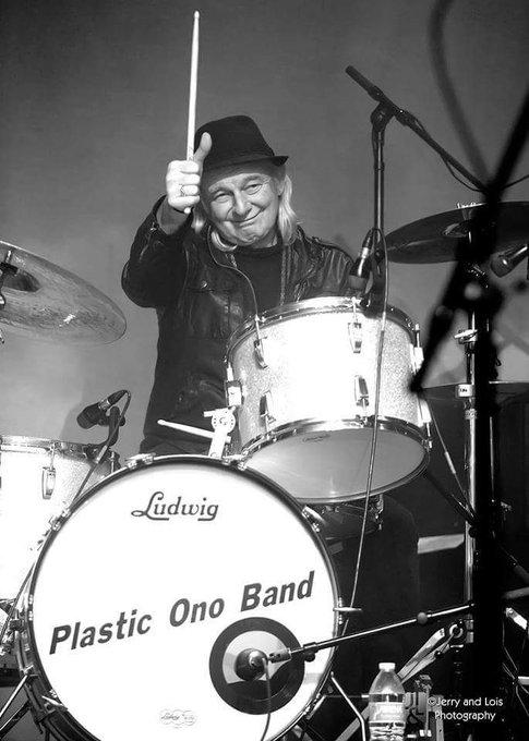 Happy Birthday Mr Alan White