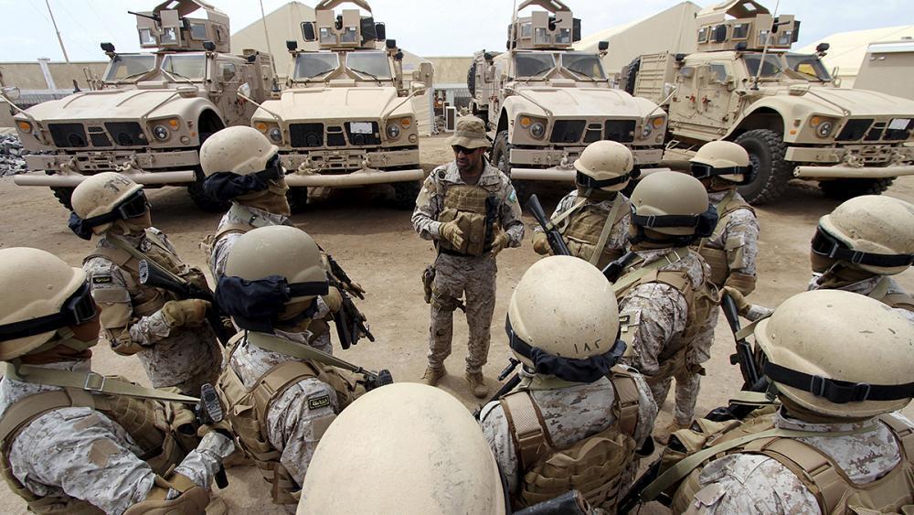 Saudi Arabia forms anti-terrorism coalition but excludes Iran