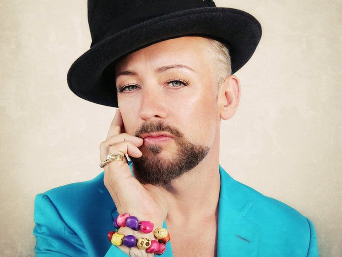 Happy Birthday, Boy George.