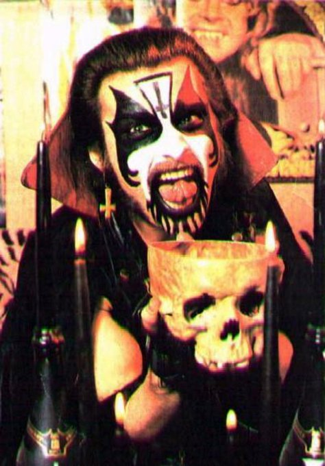 Happy Birthday, KING DIAMOND.