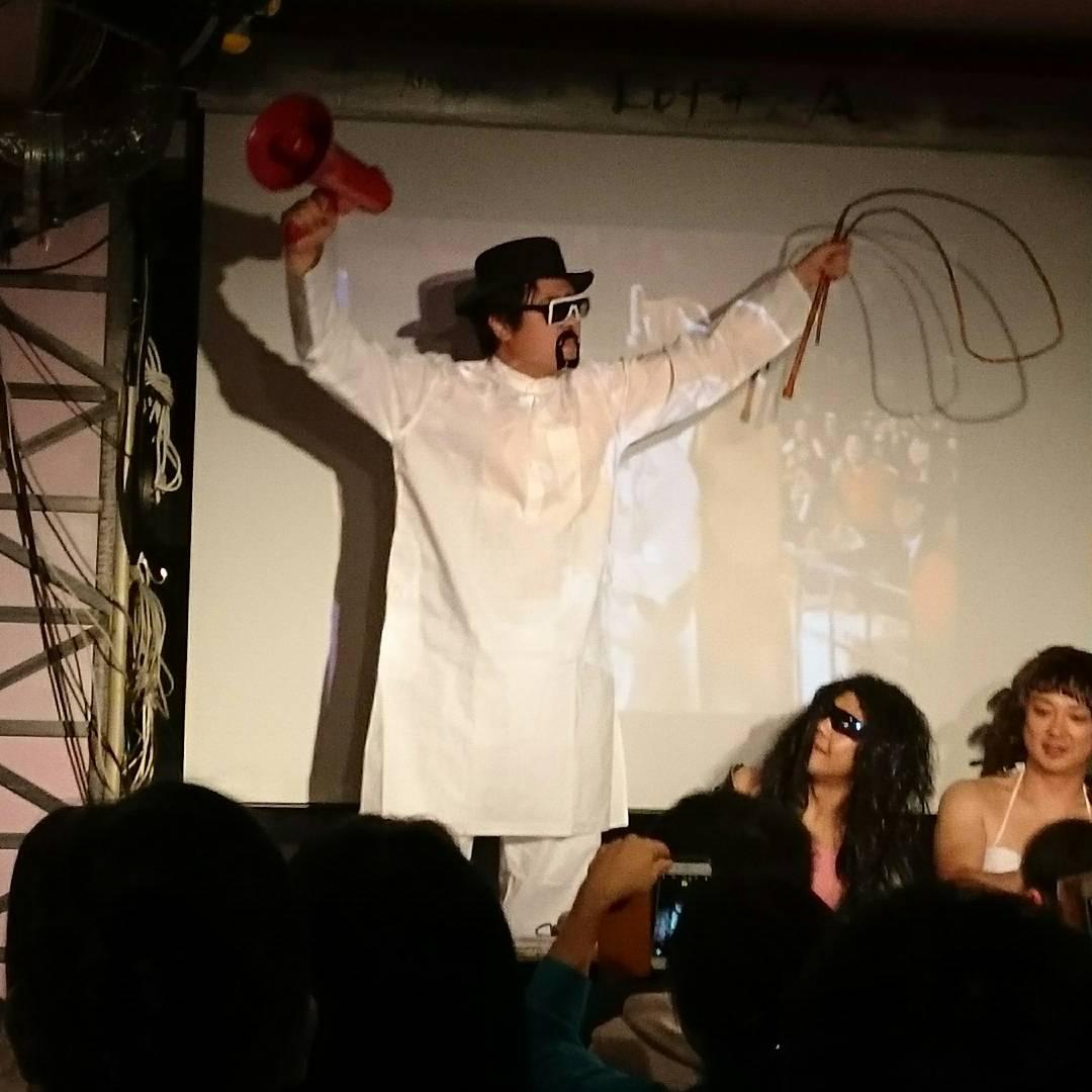 プロレス者の集い終わり。とっても楽しかった💓💓タイガーマスクWはもちろん、芸人さん達のコスプレ全部最高でした!!宮澤さん