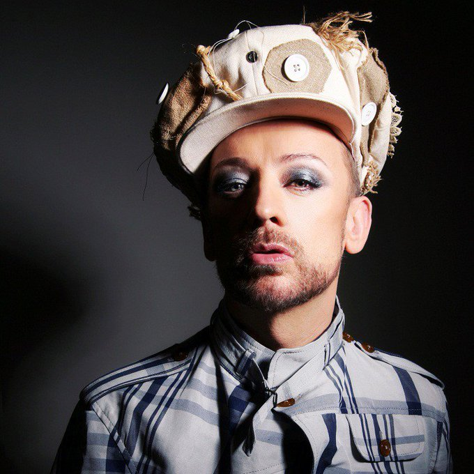 Boy George Happy Birthday 56year old