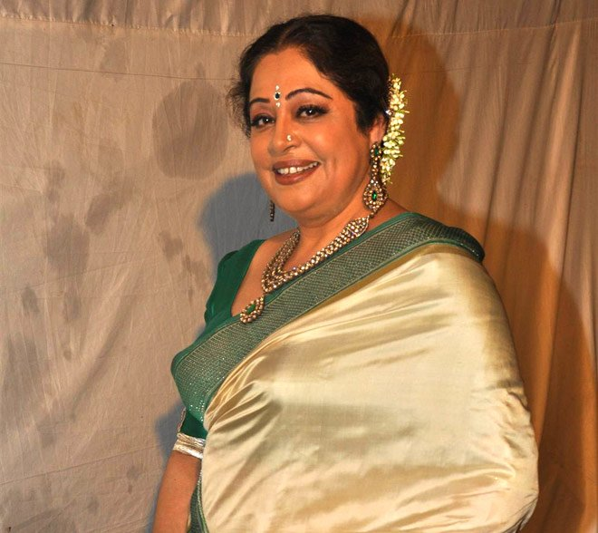 Happy birthday to the very talented Indian actress Kirron Kher