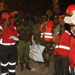 2 people dead after Nairobi building collapse; 1 missing