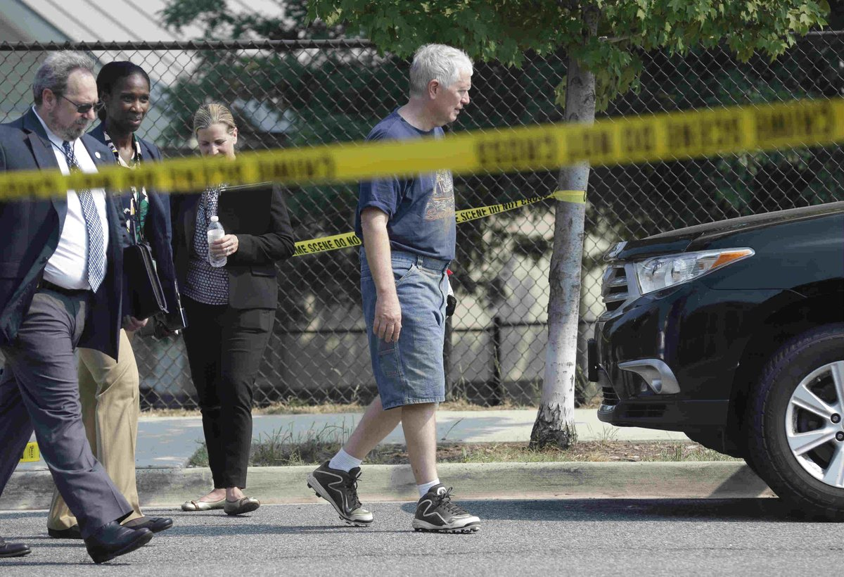 Who is James T Hodgkinson? Shooting suspect in Congressional baseball game named