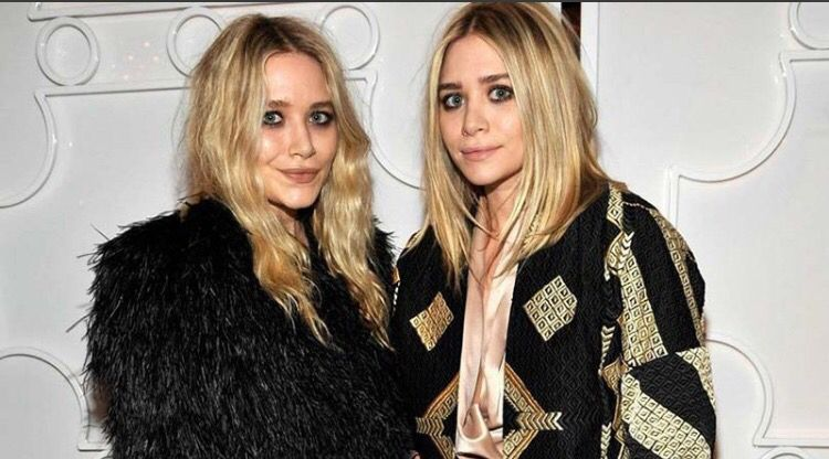 Happy birthday Mary-Kate & Ashley Olsen! Now return to the forrest you nymphs!