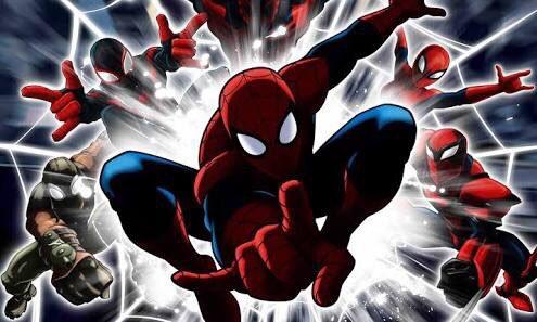 アルティメットスパイダーマンがいいのに(´-ε-`)#あなたっぽいアニメキャラ