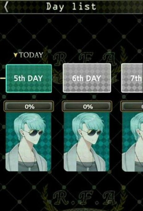 RT @hasetsukki: when people ask what's my goal for life i just show them these pictures #mysticmessenger https://t.co/BMXqoHfm6H